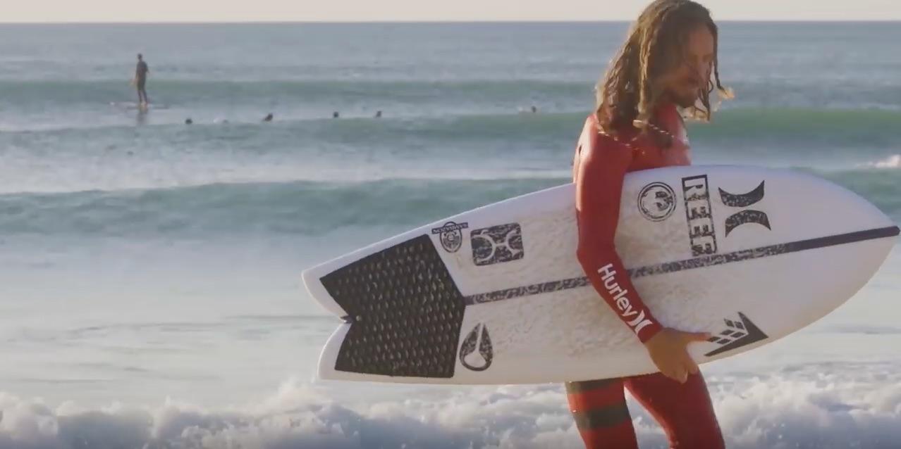 Rob machado firewire surfboards go fish 5 2 for Go fish film