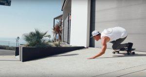 """【陸上イメトレ】安定したカーヴィングと最高のクルージング性が共存! レトロなデザインがスタイルを際立たせるCarver skateboards注目の""""33.75"""" Greenroom""""モデル"""
