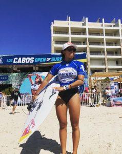 "【WSL】日本の川合美乃里がメキシコで快進撃中! WOMENS QS6000""Los Cabs Open of Surf""でラウンド6へ勝ち上がり大会最終日へ進出!!"