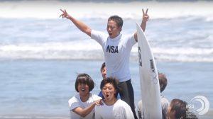 【NSA】次世代を担うジュニア世代以下のトップサーファーたちによる熱いサーフィンバトル!!JOCオリンピックカップ大会第26回ジュニアオープンサーフィン選手権大会ハイライト動画&大会結果