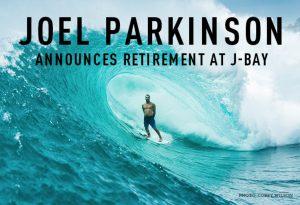 """【世界のニュース】2012年ワールドチャンプでトリプルクラウン・チャンプでもある""""Parko""""ことJoel Parkinsonが今シーズンのCT最終戦の最終ヒートを機に引退を表明"""