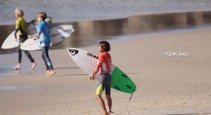 【NOJILANDFILM最新動画】茅ヶ崎の小濃来波が14歳以下で5位入賞! オーストラリアで開催されたBILLABONG OCCY GROM COMPハイライト