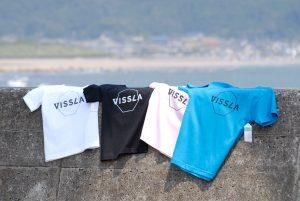 【注目の】御宿のVISSLAポップアップストア限定キッズTシャツがリリース!