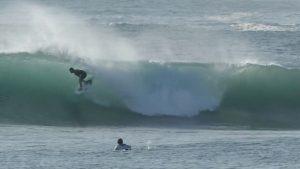 【台風13号】美しいチューブ波に恵まれた459セッション