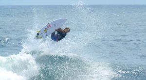 【クロスオーバー】サーフィンとスケートボードをさらに高次元でに融合させるEric Geiselmanによるビタビタ過ぎる最新クリップ!