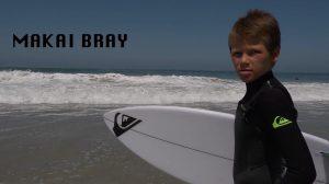 【注目の】未来のワールドチャンプなるか?!カリフォルニア出身の11歳の天才キッズサーファーMakai Bray、要チェック!!