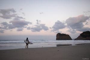 【台風24号】直撃からの台風一過となった10/1(月)種子島セッション