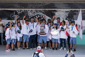 【祝!】日本代表チーム、18歳以下では史上初となる金メダル獲得おめでとう!! ISA Wordl Junior Surfing Games大会最終日ハイライト動画