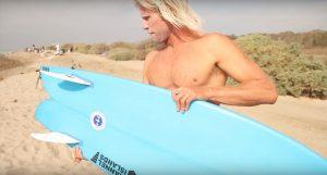 """【注目の】Channel Islands surfboardsがリリースした新しいツインフィッシュ""""New CI Fish""""モデルをDane Gudauskasがテストライド!"""