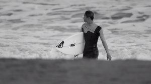 【注目の】ISA World Surfing Games 2018の18歳以下男子で見事金メダリストに輝いた上山キアヌによる千葉フリーセッション