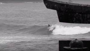 """【1セッション】with マジックボードと話題のDEADKOOKS surfboards最新モデル""""MADBALL""""での千葉セッション"""