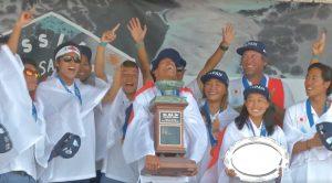 【速報】日本は国別総合で金メダルを獲得!ISA World Junior Sufing GamsのBoys U-18で上山キアヌが金、安室丈が銀、Boys U-16で伊東李安琉が4位、Girls U-18で野中美波が銅、Girls U-16で松田詩野が銀、脇田紗良が銅メダルを獲得!!