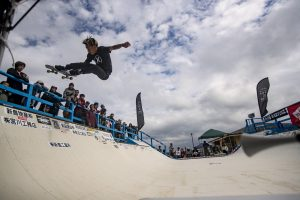 【SURF×SKATE】新島サーフスケート・フェスティバルcolorsmag的ハイライト