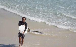 【最新動画】オーストラリア留学中の伊豆出身のプロサーファー石原壮によるキャバリタ・セッション