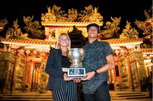【WSL】 MENSで和井田理央が3位入賞、西優司が5位入賞! 優勝はMateus Herdy!台東で開催されたWJCハイライト