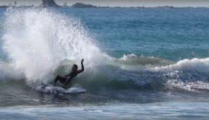 【kumebros最新動画】粂浩平、サーフィン絶好調なcolorsmagコラボ・セッション