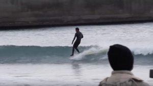 【最新動画】2年連続グランドチャンピオン浜瀬海による極寒の湘南ログセッション