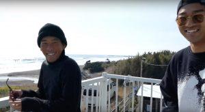【kumebros最新動画】少しでもサーフィンできるだけで幸せ! 波を外してもやっぱり楽しいサーフトリップ with 湯川正人