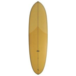 """【オルタナティブ】Eggモデルを日本の波用にリデザインして生まれ変わった心地よいグライド感を約束するArenal surfboardsの""""Micro Glide""""モデル"""