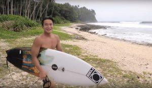 """【テストライド】ここまで驚きの大絶賛は類い稀!? 和光大がDEADKOOKS surfboardsのショートボード""""MADBALL""""モデルの調子良さに衝撃を受ける!!"""