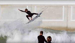 【世界の】サーフィンの低年齢化がさらに進んでいることを感じずにはいられないハイレベルなエアの数々! Sam Piter、Winter Vincent、Dean Vanderwalleといった世界の注目を浴びる10代の若手ライダーたちによるテキサスのWacoウェイブプール・セッション