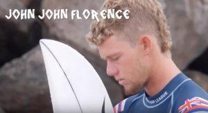 【WAVETRIP最新動画】昨年の大怪我から復帰を遂げたJohn John FlorenceをフィーチャーしたCT開幕戦ハイライト