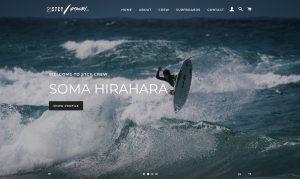 【祝!】STACEY surfboardsの日本オフィシャルサイトがオープン!!