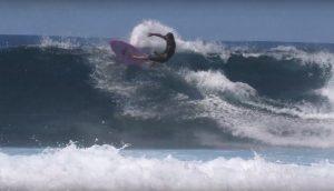 【オルタナティブ】シングルフィンでもこのアグレッシブなサーフィン!?  フリーサーファー飯田航太による6チャンネル・シングルフィン・シメルー島セッション