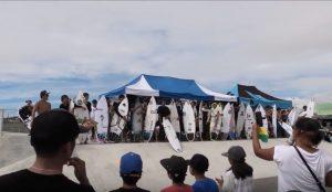 【The SURFSKATERS 18】平原颯馬が優勝!脇田沙良が特別賞を受賞! 20名以上のプロサーファーたちが集結したプロエキシビジョン・セッション