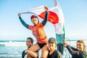 【祝!】台湾で開催されたWJCで日本の都筑有夢路が優勝を果たし、WOMENSプロジュニア・ワールドチャンピオンに輝く!!