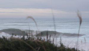 【colorsTV】西高東低の強いうねりにより綺麗なチューブ波が出現した伊良湖サンドバー・バレル・セッション