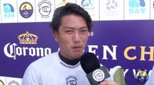 """【WSL】この日のハイエストスコア14.93ptをマークした村上舜、ハイエスト・シングルスコアとなる8.17ptをマークした大原洋人をはじめとした7名の日本人選手がラウンド3進出! 中国の海南島で開催中のQS5000″Corona Open China""""コンテストDAY3が無事終了"""