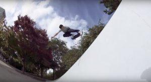 """【日本人初!】波から得た感覚をストリートに落とし込むサーフィンを知っているからこそのアプローチ! サーファーでありプロスケーターの三本木心のシグネチャーモデル""""Matchbreak Supper by Shin Sanbongi""""がadidas skateboardingよりリリース記念のPV映像がカッコ良すぎる!"""
