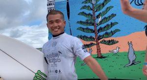 """【ビハインド・ザ・シーン】""""Snaketales""""最新エピソードは大原洋人にCTサーファーEthan EwingとGriffin ColapintoほかQSトップ選手たちによるマンリービーチでのQSCS""""Sydney Surf Pro""""の裏舞台から未公開フリーセッションまでを収録!"""