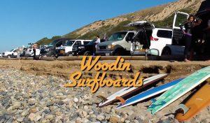 【オルタナティブ】チームWOODIN surfboardsによる南カリフォルニア・セッション