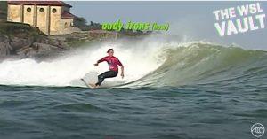 【WSL】Kelly Slater、Bobby Martinez、Andy Ironsをフィーチュアーした2006 BILLABONG PRO MUNDAKAハイライト