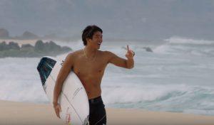 【ドキュメンタリー】五十嵐カノアとStephanie Gilmoreを追うAll In最新エピソードはハワイでのCT最終戦の裏舞台をフィーチャー!!