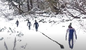 【kumebros最新動画】粂兄弟と大橋海人、湯川正人が雪景色の日本海へ行く365kmの旅!2016