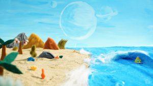 """【必見動画】VISSLAのサステナビリティー・ミッションである""""TO PROJECT & SURF""""のアニメーション・ムービー"""