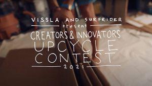"""【リサイクル・サーフアートの世界選手権】9/8(水)まで! VISSLAとサーフライダー・ファウンデーションによる""""CREATOR & INNOVATORS UPCYCLE CONTEST 2021""""のエントリー開催中!!"""